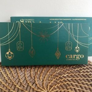 NIB Cargo Emerald City Eyeshadow Palette